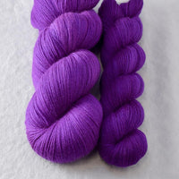 Violaceous Partial Skeins - Miss Babs Katahdin yarn