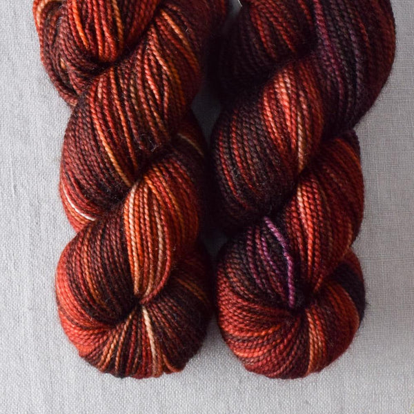 Volcanic Eruption - Miss Babs 2-Ply Toes yarn