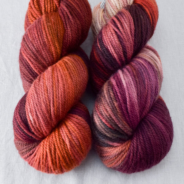 Volcanic Eruption - Miss Babs K2 Yarn