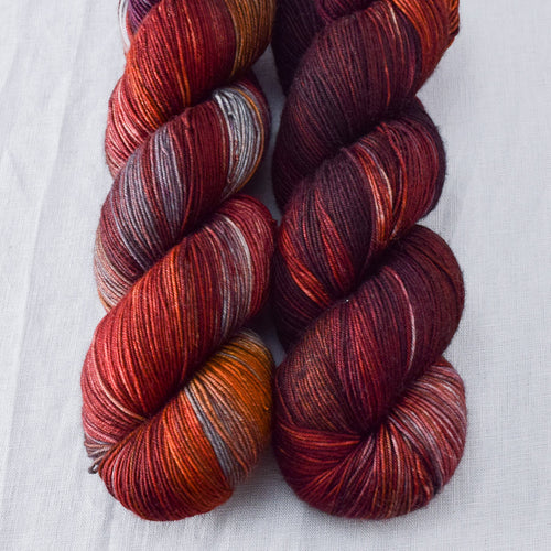 Volcanic Eruption - Miss Babs Keira yarn