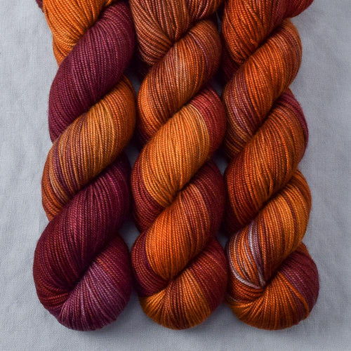 Volcanic Eruption - Miss Babs Kunlun yarn