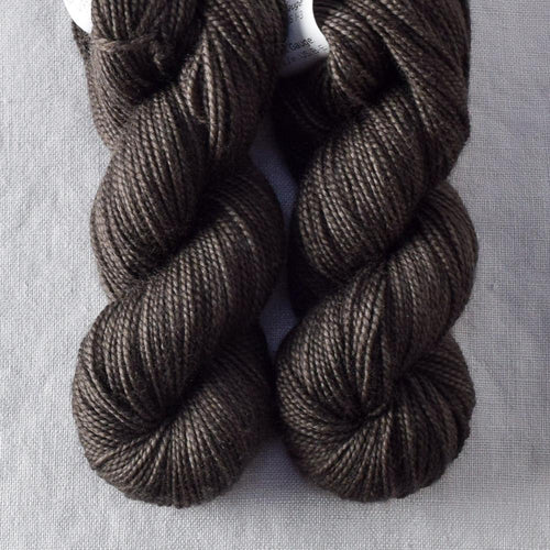 Walnut - Miss Babs 2-Ply Toes yarn