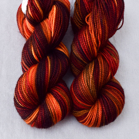 Wanna Go Crazy - Miss Babs 2-Ply Toes yarn