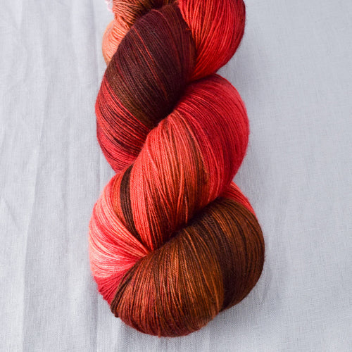 Wanna Go Crazy - Miss Babs Katahdin yarn