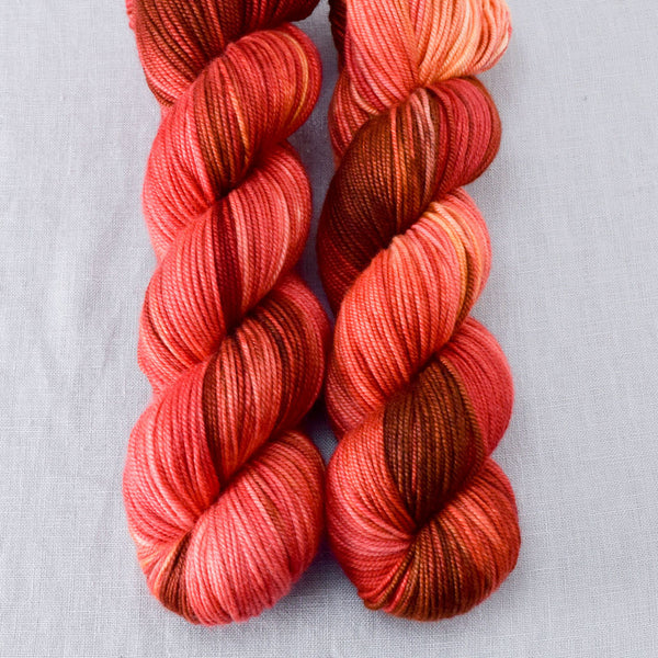 Wanna Go Crazy - Miss Babs Kunlun yarn