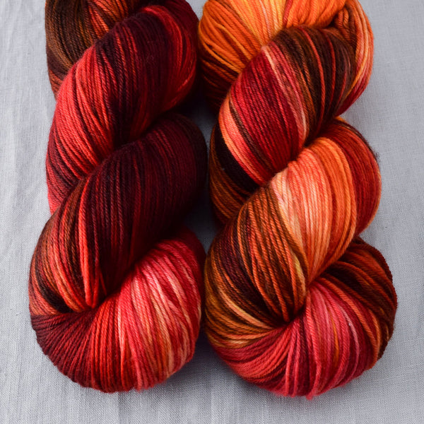 Wanna Go Crazy - Miss Babs Yowza yarn