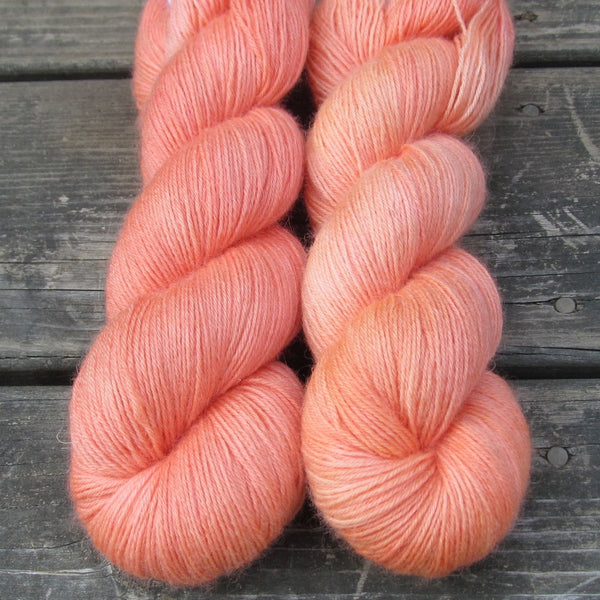 Warm Sienna - Miss Babs Northumbria Fingering Yarn