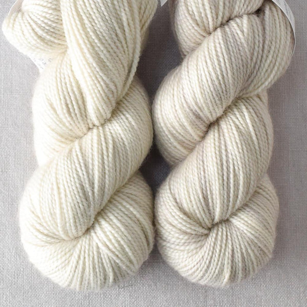 White Peppercorn - Miss Babs 2-Ply Toes yarn