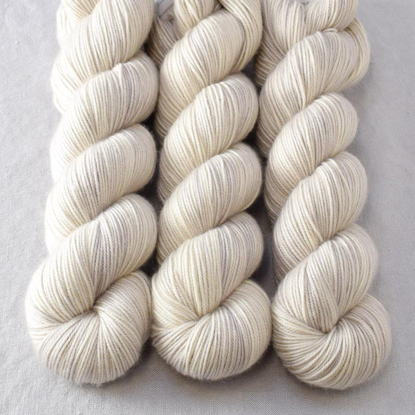White Peppercorn - Miss Babs Yummy 3-Ply yarn