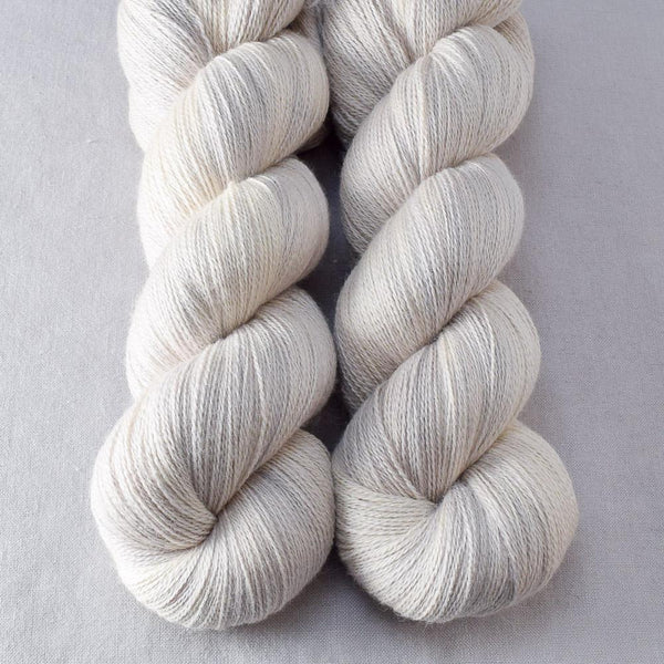 White Peppercorn - Miss Babs Yearning yarn