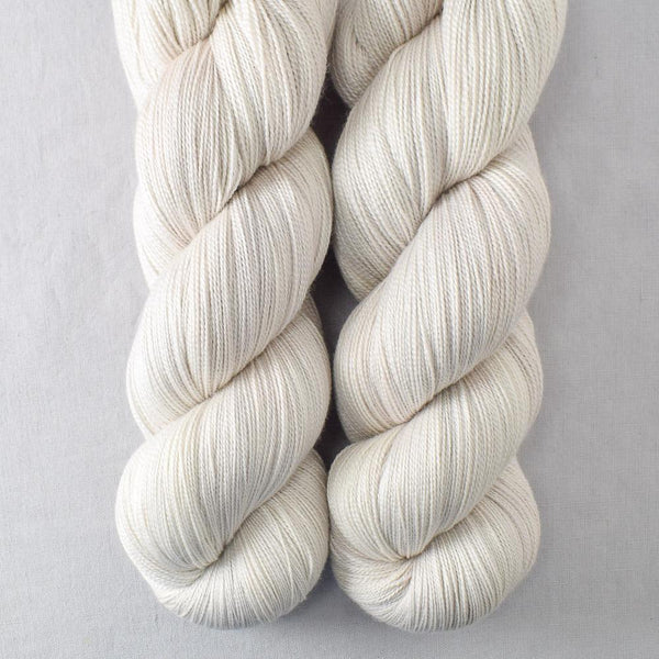 White Peppercorn 1200 Yard Skeins - Miss Babs Dulcinea yarn