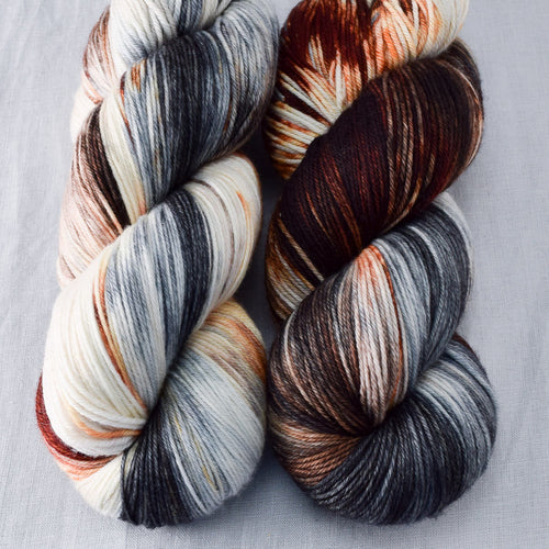 Wolves Den - Miss Babs Yowza yarn