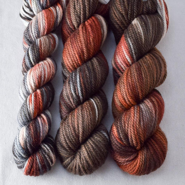 Wolves Den Partial Skeins - K2 - Babette