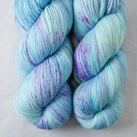 World in a Book - Miss Babs Katahdin yarn