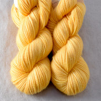 Yellow Amber - Miss Babs 2-Ply Toes yarn