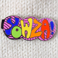 Yowza Enamel Pin - Miss Babs Notions