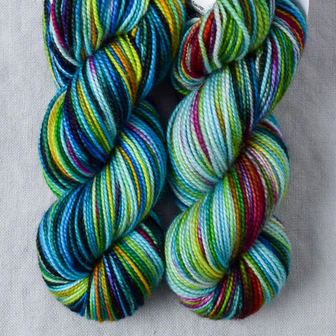 Ziggy Stardust - Miss Babs 2-Ply Toes yarn