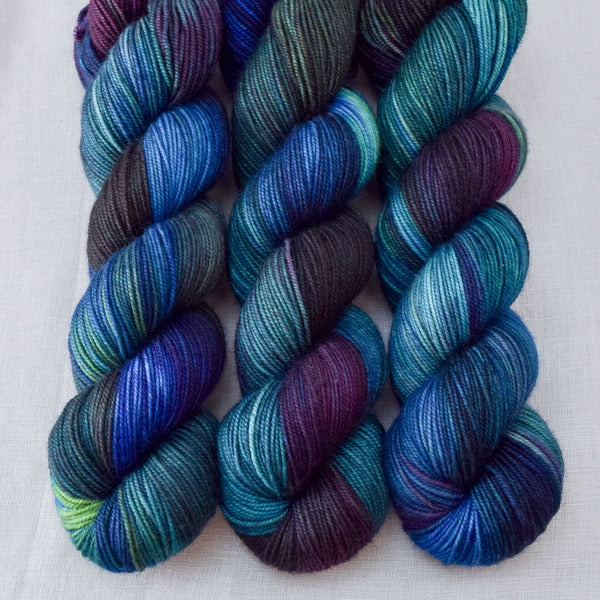 Zombie Games - Miss Babs Yummy 3-Ply yarn