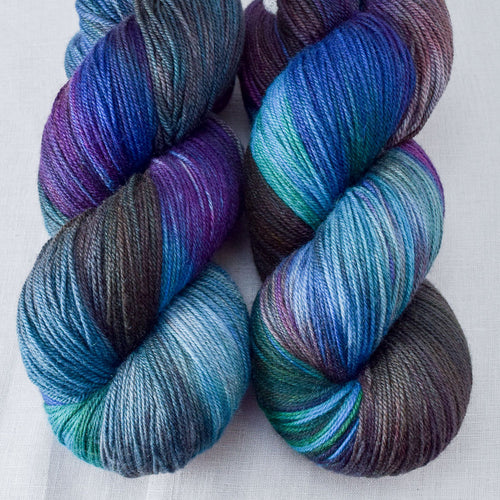 Zombie Games - Miss Babs Killington yarn