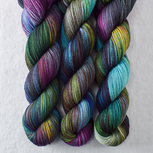 Zombie Games - Miss Babs Putnam yarn
