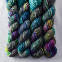 Zombie Games Partial Skeins - Miss Babs K2 yarn