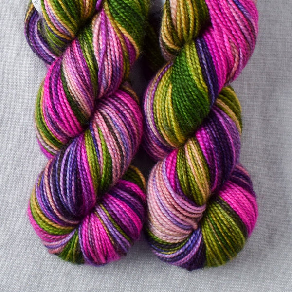 Zombie Honeymoon - Miss Babs 2-Ply Toes yarn