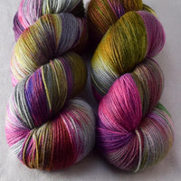 Zombie Prom - Miss Babs Killington yarn