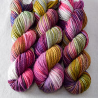 Zombie Prom Partial Skeins - Miss Babs K2 yarn
