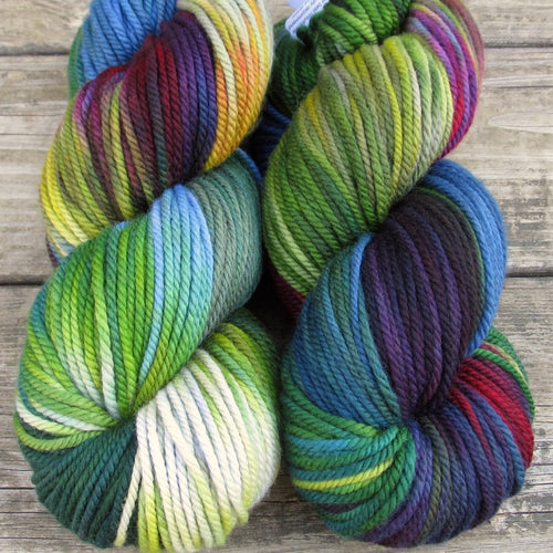 Zombie Reunion - Miss Babs K2 Yarn