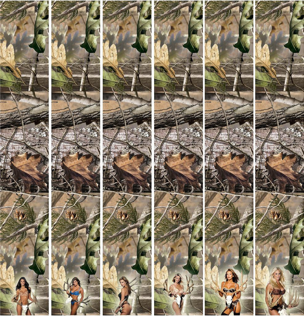 Missouri Archery Arrow Wraps Brand Camo Bikini Girls Realtree 9024
