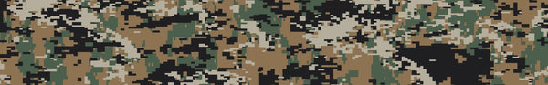 Missouri Archery Arrow Wraps Digital Camo MarPat 1 #10073 1-Dozen