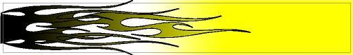 Missouri Archery Arrow Wraps Flames 41 Yellow