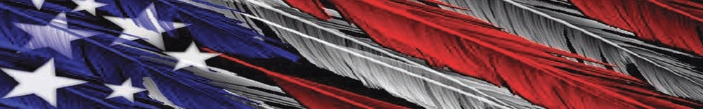Missouri Archery Arrow Wraps Flags American Flag Feathers 9569