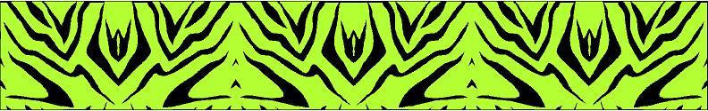 Arrow Wraps Zebra Lite Green 12+2 Free