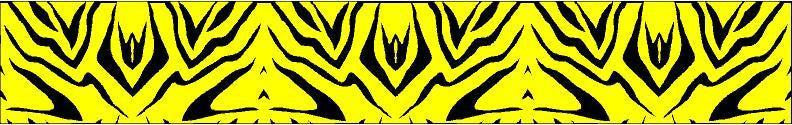 Arrow Wraps Zebra Flo Yellow 12+2 Free