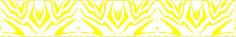 Arrow Wraps Zebra Yellow/White 12+2 Free