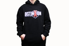 DistinXion Black Sweatshirt