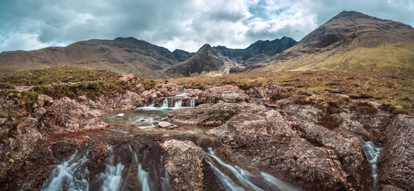 Fairy Pools Lower