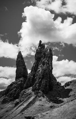 Tall is He Old Man of Storr