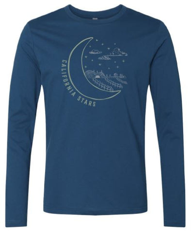 California Stars Long Sleeve Shirt