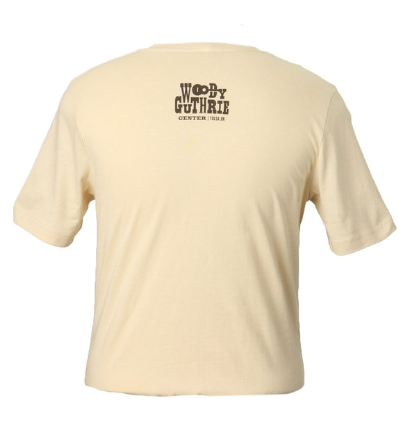 "Woody Guthrie ""I Ain't Dead Yet"" Shirt"