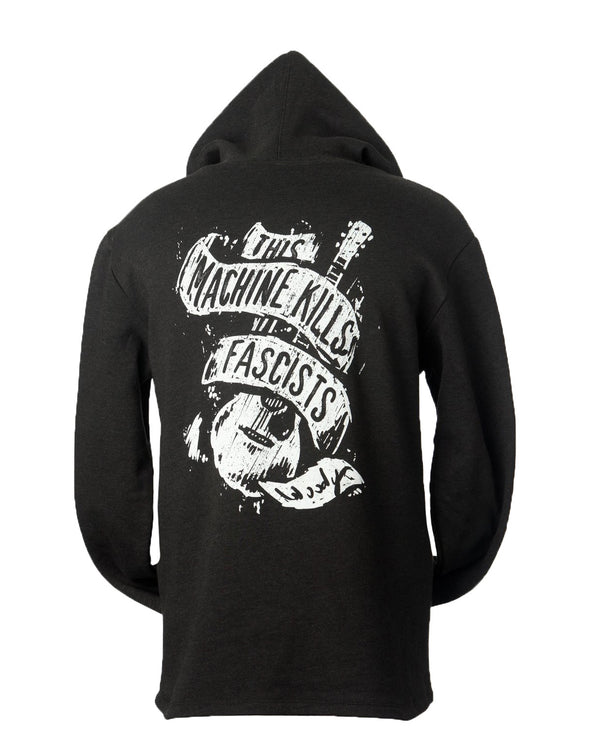This Machine Kills Fascists Pullover Hoodie