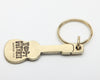 This Machine Kills Fascists Keychain
