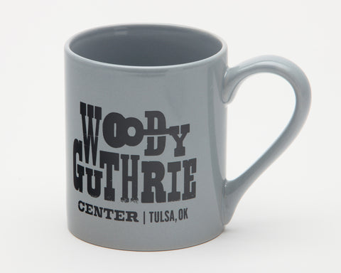 Grey WGC logo Coffee Mug