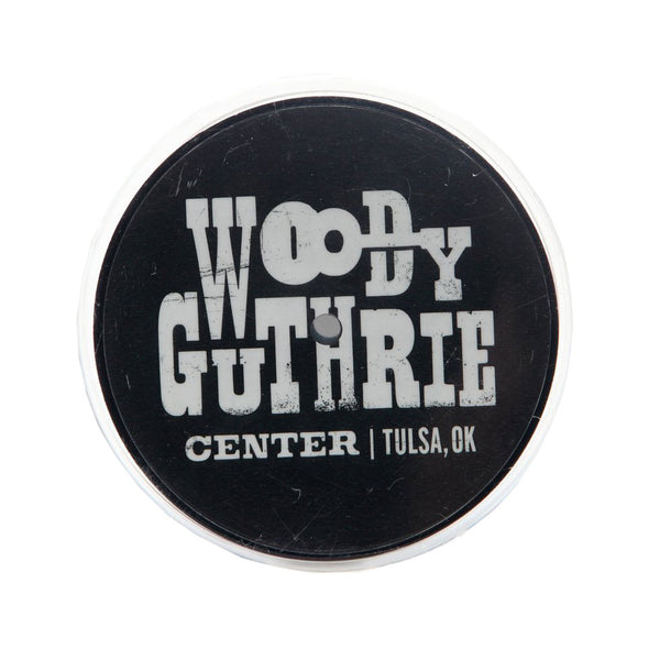 Woody Guthrie Vinylux Coaster Set