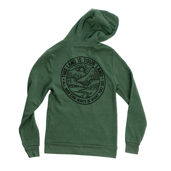 This Land Is Your Land Zip Up