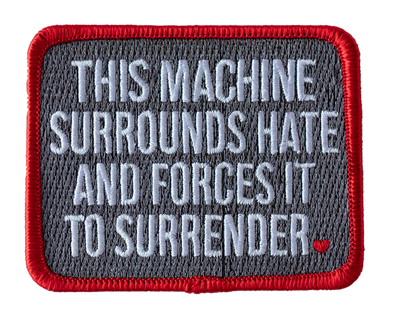 Surrounds Hate Patch