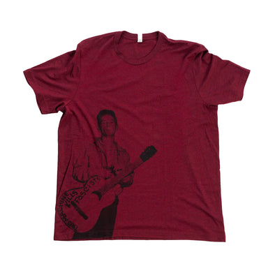 Woody with Guitar Tee