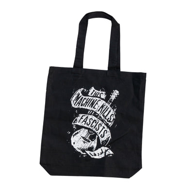This Machine Kills Fascists Tote Bag