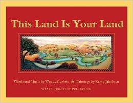 This Land is Your Land, Children's Book